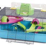 La cage idéale pour votre hamster russe !