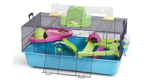 La cage idéale pour votre hamster russe