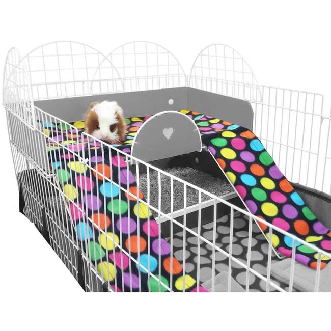 Critères pour choisir une cage à son cochon d'Inde